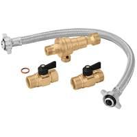 """3201047 Caleffi 3006 CST vulset voor cv-installaties met CAB terugstroombeveiliger 1/2""""-15mm"""
