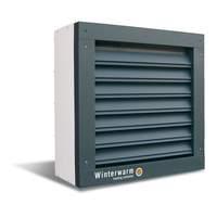 1060300Winterwarm WWH 110 indirect gestookte luchtverwarmer 13 kW